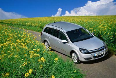 Opel Astra Break