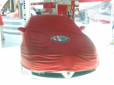 Mondial Auto 2004 - Les préparatifs