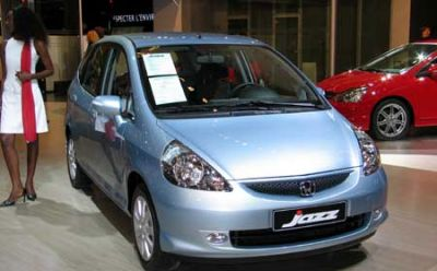 Honda Jazz Phase 2