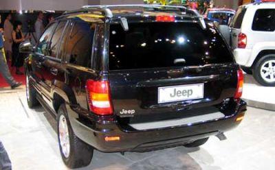 Jeep Grand Cherokee Black Pearl