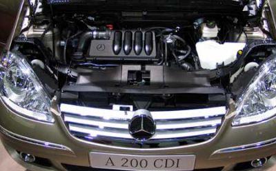 Mercedes Classe A 2004