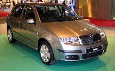 Skoda Fabia Facelift