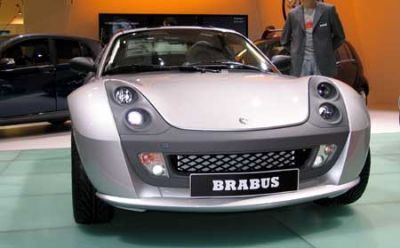Smart Coupé Brabus