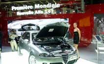 Mondial Auto 2004 - Les stands