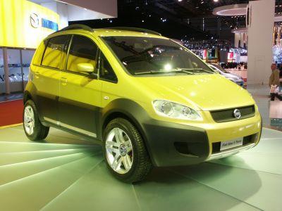 Fiat 5Terra