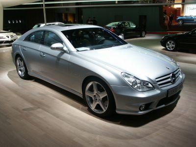 Mercedes CLS AMG