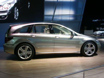 Mercedes Sports Tourer