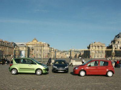 Mondial Auto 2004 - Stars Françaises