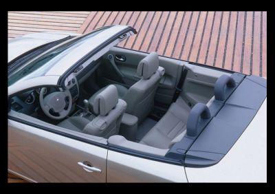 Renault Mégane 2 Cabriolet