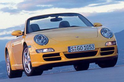 Porsche 997 Cabriolet