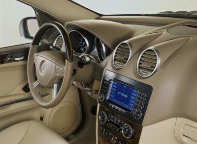 Nouveau Mercedes Classe M