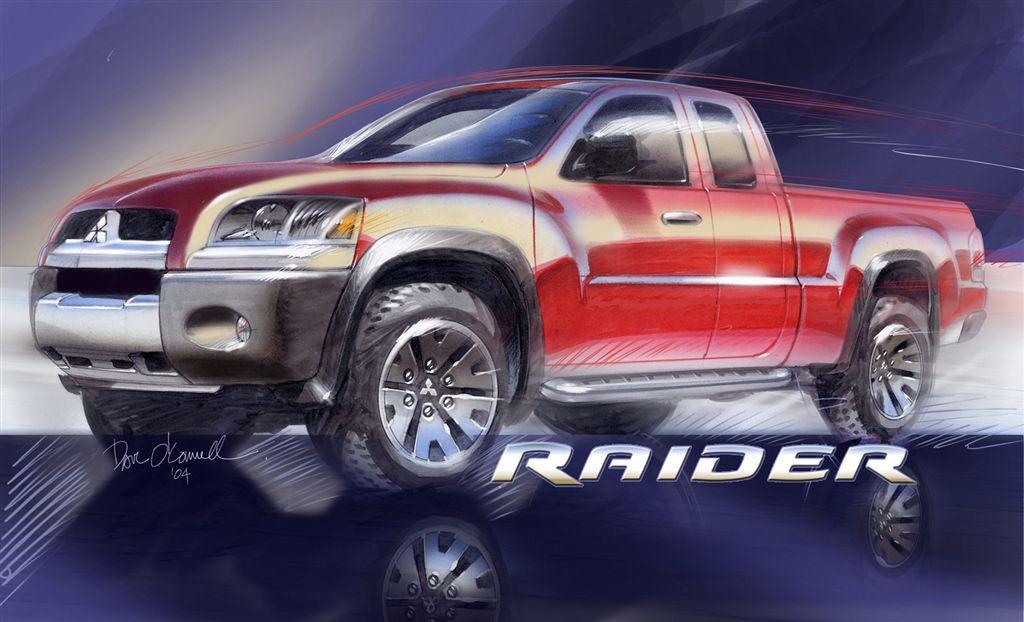 Mitsubishi Raider