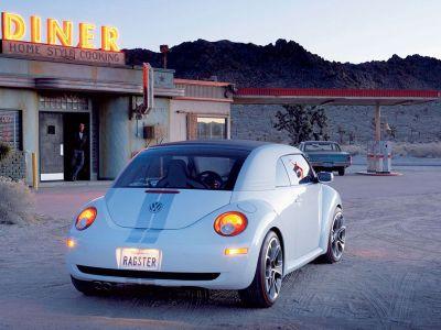 Volkswagen New Beetle Ragster