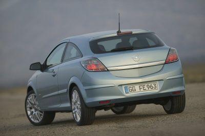 Opel Astra GTC Hybride