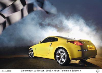 Nissan 350 Z Gran Turismo 4