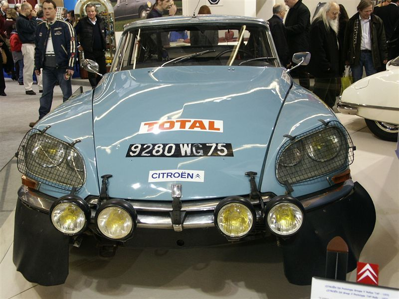 Citroën - Retromobile 2005