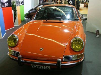 Porsche - Retromobile 2005