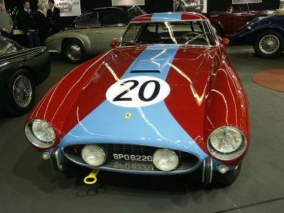 Ferrari - Retromobile 2005