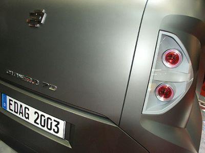Genève 2003 - Côté design