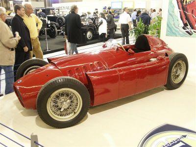 Lancia - Retromobile 2005