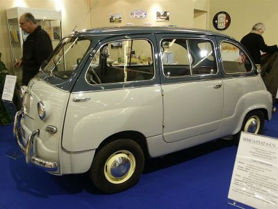 Fiat - Retromobile 2005