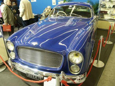 Delahaye - Retromobile 2005
