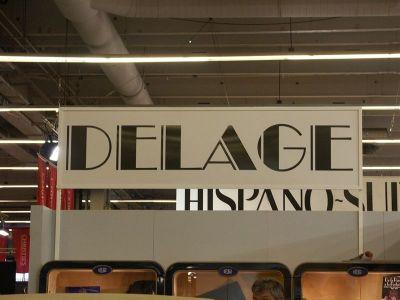 Delage - Retromobile 2005