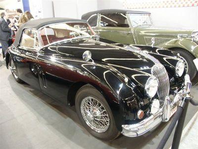 Jaguar - Retromobile 2005