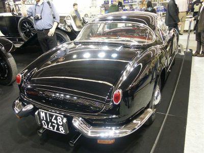 Retromobile 2005 - Prestigieuses
