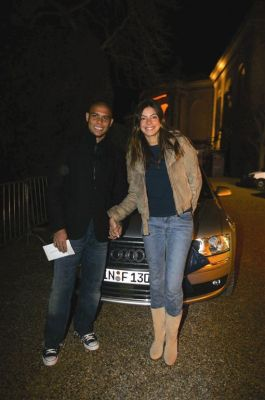 Mariage Ronaldo