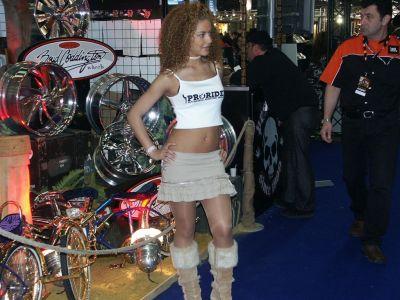 Paris Tuning Show 2005