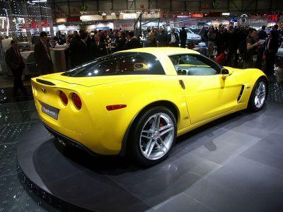 Corvette Chevrolet Z06