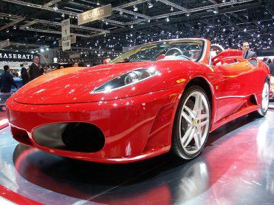 Ferrari F 430 Spider