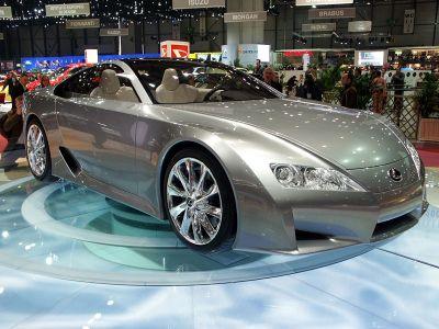 Lexus LF A