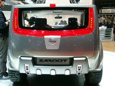 Nissan Zaroot