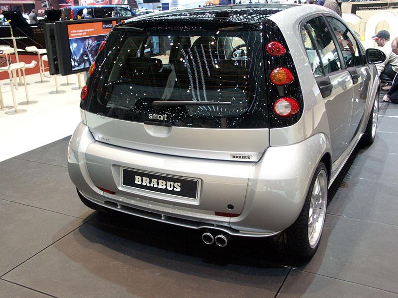 Smart Forfour Brabus