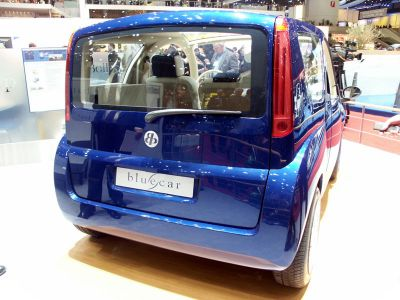 Bolloré Blue Car