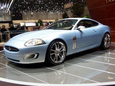 Jaguar XK Lightweight