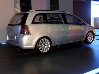 Opel Zafira 2