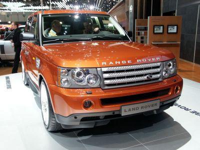 Land Rover Range Sport
