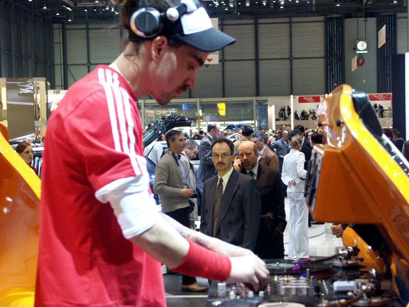 Toyota Aygo DJ