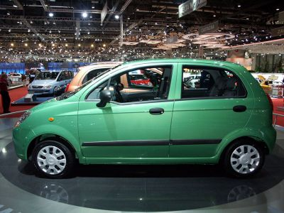 GM Chevrolet Matiz