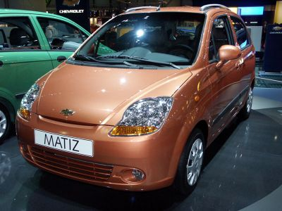 GM Chevrolet Matiz