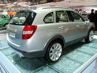 GM Chevrolet S3X