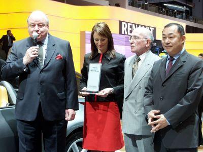 Récompense Genève 2005