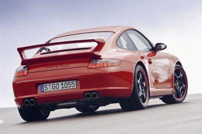 Porsche 997 Aerokit Cup