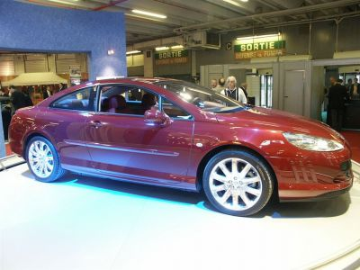 Peugeot 407 Prologue