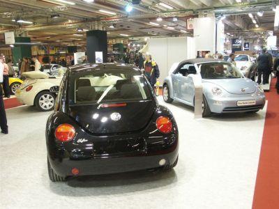 Volkswagen Beetle et New Beetle