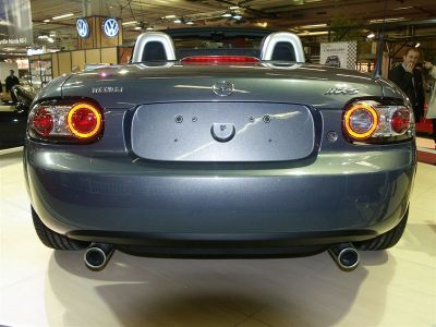 Mazda MX-5 (2005)