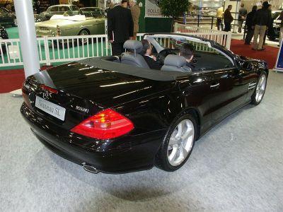 Mercedes SL 600